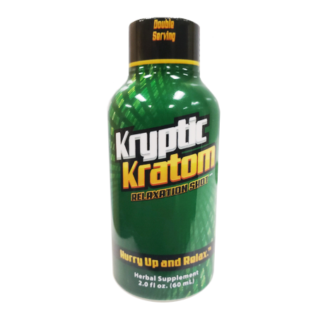 Kryptic Kratom 60ml